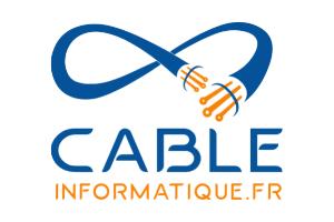 cable informatique - cable ethernet cordons d'alimentation cables usb